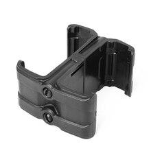 Нейлоновый зажим AR15 для винтовки, двойной соединитель для магазина, соединитель для магазина, скоростной погрузчик для страйкбола, Паралле...