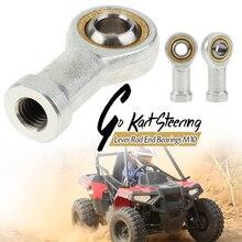 1 шт. Go Karts рулевая тяга для Go Kart стальной высокоскоростной низкий уровень шума 10 мм/0,4 дюйма Go аксессуары для картинга