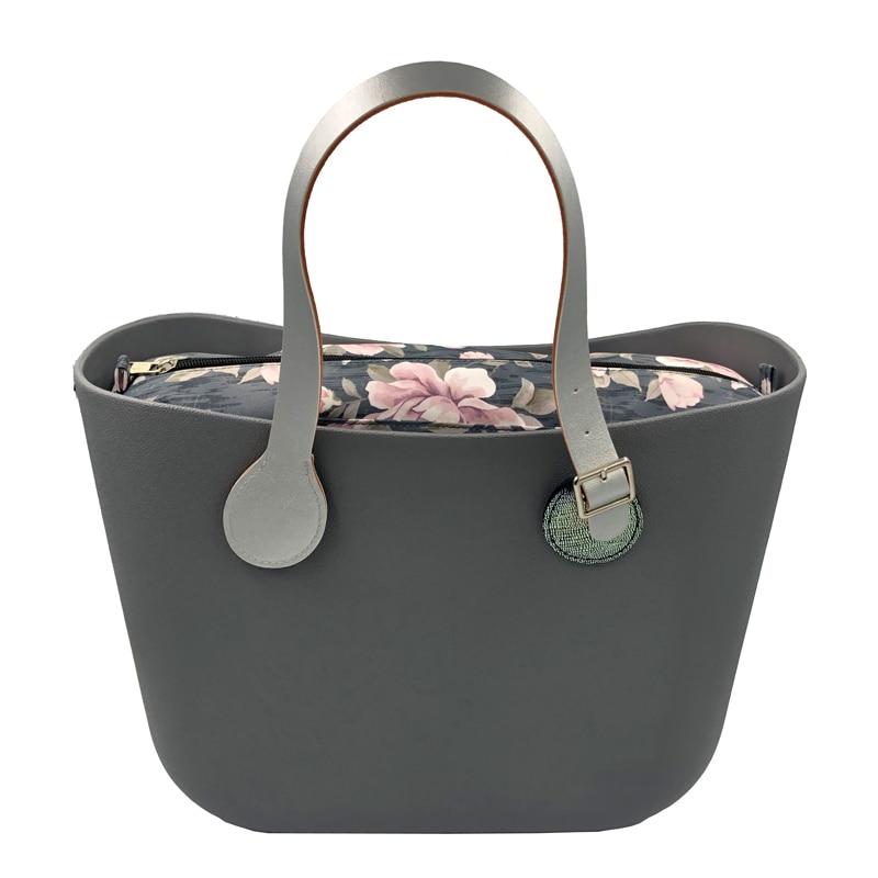 O bag Стиль obag, классический размер, водонепроницаемая женская сумка из ЭВА, резиновая силиконовая сумка, женские сумки-мессенджеры, женские р...