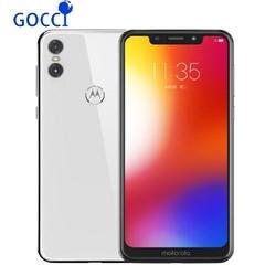 Глобальный Motorola MOTO P30 мобильный телефон 4 Гб Оперативная память 64 Гб Встроенная память 5,86 дюймов 4 аппарат не привязан к оператору сотовой
