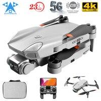 Nuovo GPS Drone 4K Dual HD Camera professionale fotografia aerea pieghevole RC Quadcopter Brushless 5G WIFI elicottero giocattolo regalo