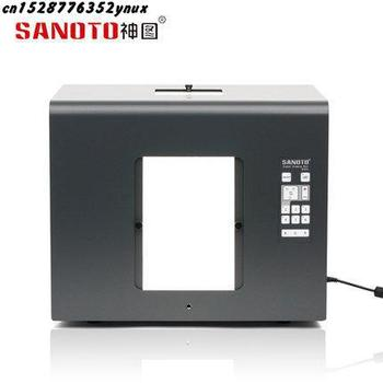 Free Shipping  SANOTO  LED  Mini Photo Studio Photography Light Box Photo Box Softbox B270 Jewelry ,diamonds lighting boxes