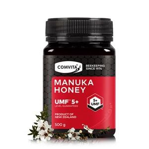 Image 3 - Original NewZealand Comvita Manuka Honey UMF5+500g for Digestive Immune Health Respiratory System Cough Sooth Coughs Sore Throat