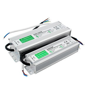 24V Power Supply DC 24V IP67 Waterproof Lighting Transformers Power Supply 24 V Volt 10W 20W 25W 30W 45W 50W 60W 80W 120W 150W(China)