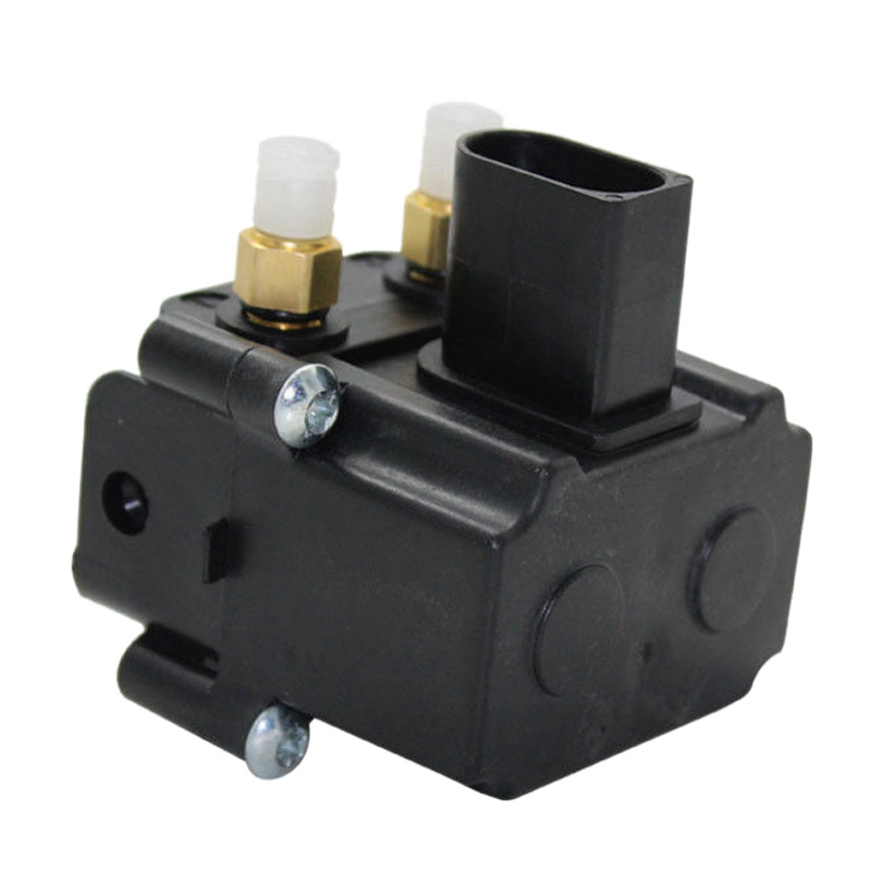 For Bmw F01 F02 F07 740I 750I Air Suspension Solenoid Distribution Valve Block 37206875176