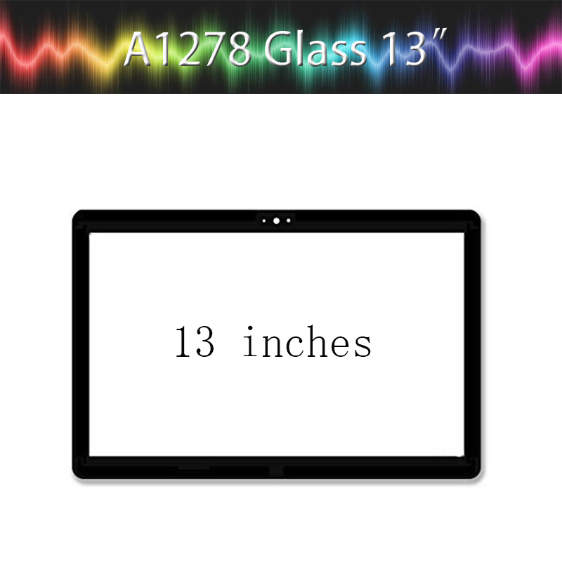"لماك بوك برو Unibody 13 ""A1278 MB466 MC724 MD101 شاشة LCD الزجاج مع لاصق"