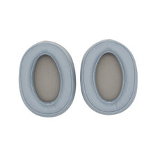 Replace Foam Ear Pads Cushions for Sony MDR-100ABN Wh-H900N Headphones Protein Leather Earpads(China)