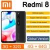 "Xiaomi Redmi 8 smartphone 5000mah battery Qualcomm Snapdragon 439 12MP AI dual camera 18W Fast charging 6.22"" inch screen 1"