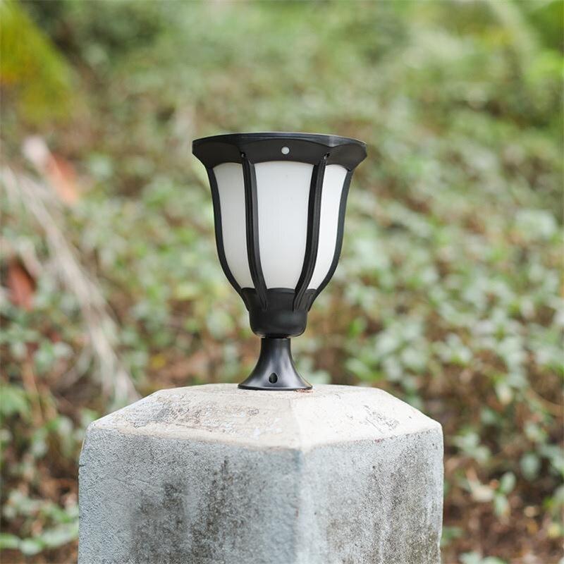 de luz ao ar livre à prova