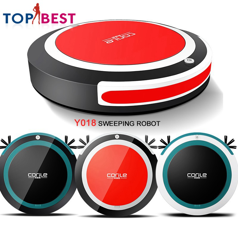 Rechargeable Intelligent Robot Vacuum Cleaner Sweeping Machine for Home Electric
