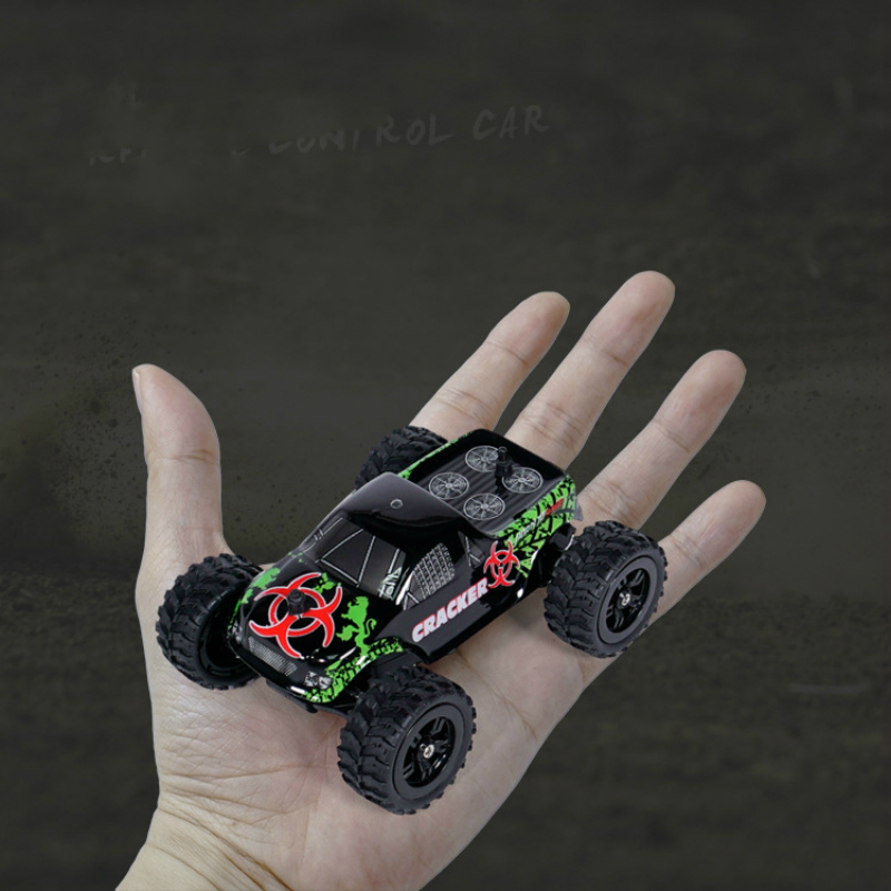 Hot 9115m Mini RC car 1:32 Full Scale 4CH 2WD 2.4GHz Off-Road RC Racing Car Truck Vehicle High Speed 20km/h Remote Toy for Kids