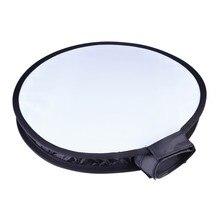 Профессиональный фотовспышка 40 см, круглый светильник, софтбокс для студийной съемки, рассеиватель баланса белого для камер Po Studio