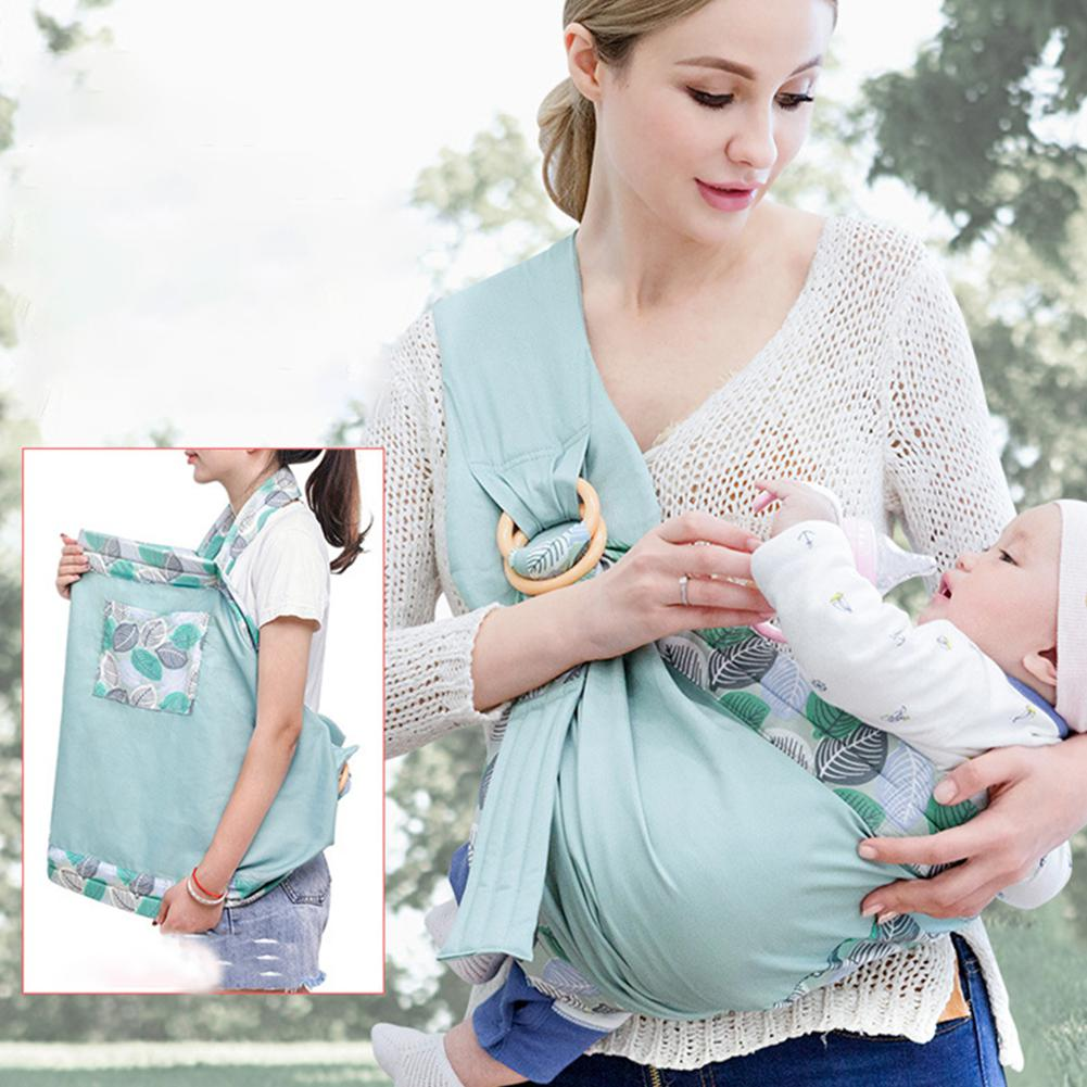 Kidlove Baby Multifunctional Sears Horizontal Breastfeeding Scarf Baby Carriers For 4 Seasons