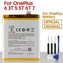 Оригинальная замена Батарея для oneplus на возраст 1 2 3 5 6
