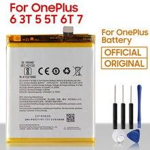 Bateria de Substituição Original Para OnePlus 1 2 3T 5 5T 6 6T 7 7 Pro 7T 7T Pro BLP637 BLP685 BLP699 BLP743 BLP745 Bateria Do Telefone