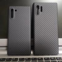 New Enhanced Signal Super Sport Car Matte Carbon Fiber Cover For Samsung Galaxy Note10 Carbon Fiber Case For Samsung Note10 Plus