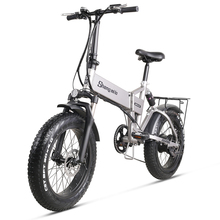 Electric-Bike Folding Lithium-Battery 20inch 500W 48V