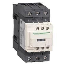 LC1D50A LC1D50AB7 LC1D50AB7C TeSys D kontaktör-3P(3 NO) - AC-3 - <= 440 V 50 A - 24 V AC 50/60Hz bobin