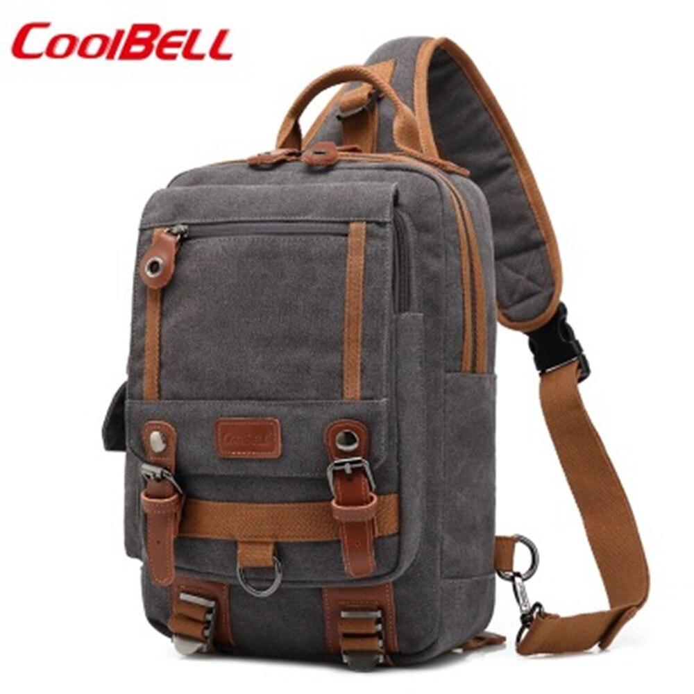 COOLBELL Backpack Shoulder Backpack Fashion Travel Bag Antitheft Student Backpack Outing Leisure Backpacks