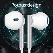KISSCASE auriculares con cable para Xiaomi 6D, estéreo, Surround, para videojuegos, música, con micrófono, Auriculares deportivos