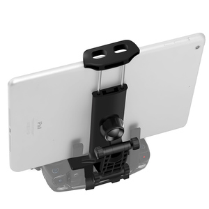 Image 4 - Remote Controller Tablet Holder bracket Phone Mount Front View Clip for DJI Mavic Air Spark Drone Mavic Pro for iPad mini