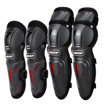 Brand New 4pc/s Motorcycle knee & elbow protective pads Motocross skating knee protectors riding protective Gears pads protectio