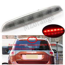 For Mitsubishi Outlander GF4W GF8W 2013 2014 2015 2016 High Mounted Rear Third Brake Light Stop Lamp Quality Car-styling