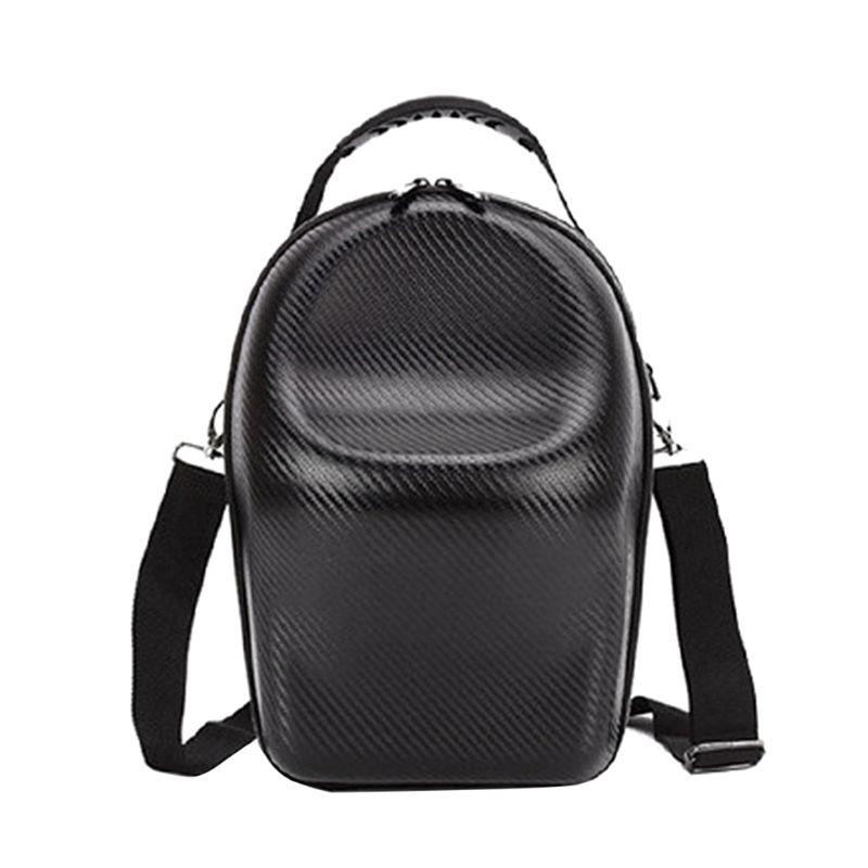 PU Leather Shoulder Bag Travel Carrying Case For DJI Goggles FPV VR Glasses Kit