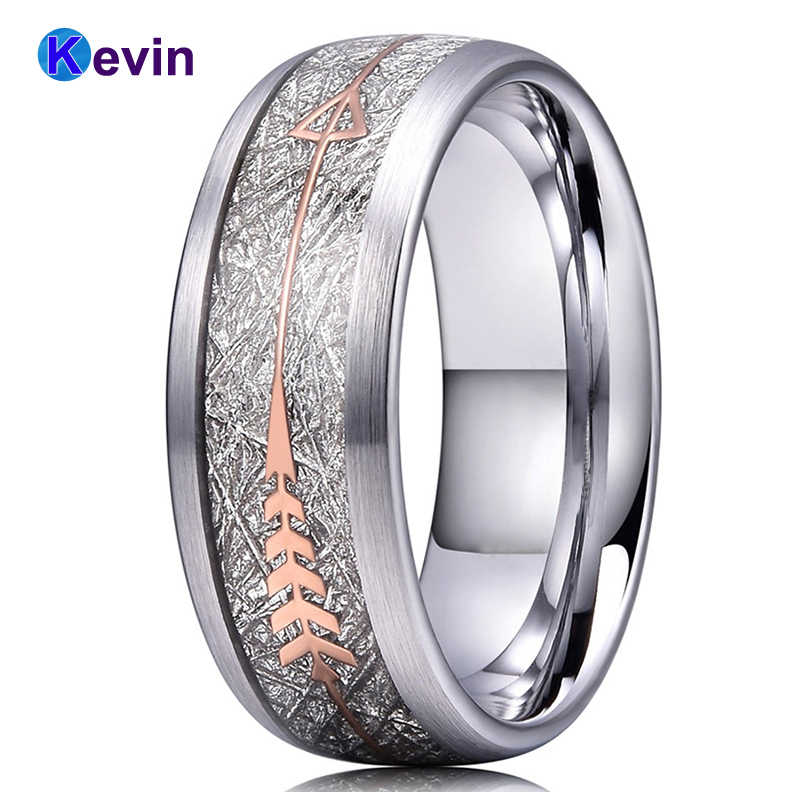 Black Mens Wedding Ring Dragon Ring Tungsten Carbide Ring With Red