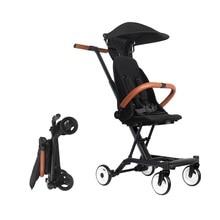 2 into 1 Baby Pram Light Weight Stroller and Newborn