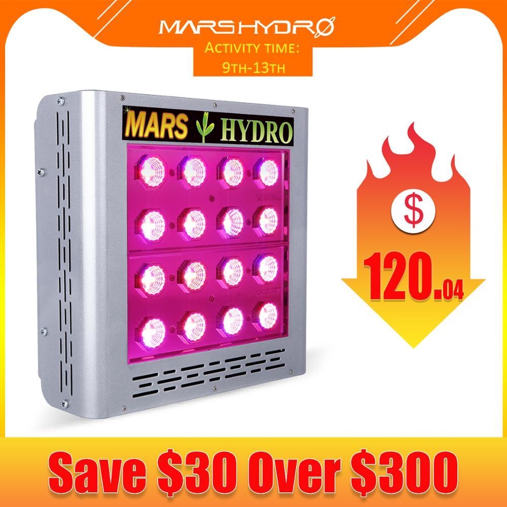 Mars Pro II Epistar LED Grow Light 400W Growing Lamp Indoor Medical Plant Full Spectrum For Greenhouse All Plants
