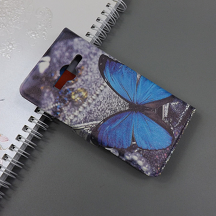 Ultra thin butterfly Flower Flag vintage Flip Cover for <font><b>samsung</b></font> <font><b>galaxy</b></font> trend 2 lite g318 <font><b>sm</b></font>-<font><b>g318h</b></font> /<font><b>ace</b></font> <font><b>4</b></font> <font><b>neo</b></font> dous <font><b>g318h</b></font> image