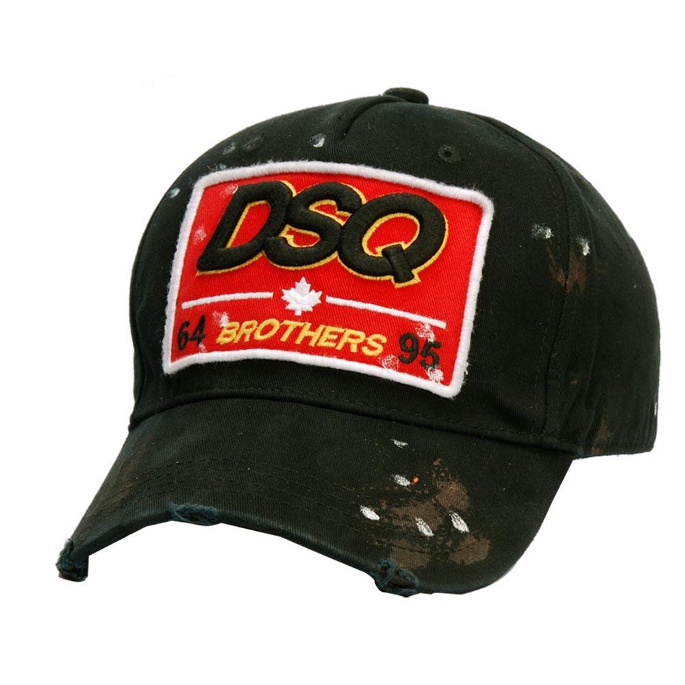 Baseball-Cap DSQ Black Fashion Women's Sunscreen Cotton Windbreak Duck-Tongue-Cap Leisure-Cap