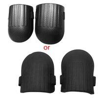 Joelheiras flexíveis para proteção de espuma macia  1 par de almofadas esportivas para uso na jardinagem