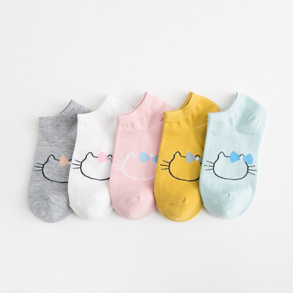 Mens Athletic Low Cut Ankle Sock Cute Whale Short Breathable Sock