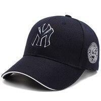 Nova iorque bordado meus bonés de beisebol para homens mulher 2021 moda carta verão snapback boné de pesca de algodão hip hop sol pai chapéu