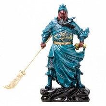 цена MOZART Guan Gong God Of Wealth Pure Copper Guan Yuwu God Of Wealth Guan Erye Knife God Of Wealth Living Room Dedicated To онлайн в 2017 году