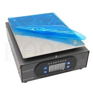 Image 2 - Нагревательная станция, нагревательная пластина для ЖК экрана, мобильный телефон, пренагреватель, Цифровая Платформа термостата, лучше 946S