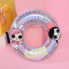 Девушки плавание кольцо бассейн поплавок надувной круг, бассейн инструктаж по технике безопасности для детей летом пляжная вечеринка бассейн игрушки воды