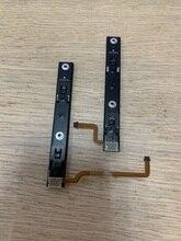 5ชิ้น/ล็อต Original Ns ใหม่สำหรับคอนโซล Nintendo Switch LR Slider ชุดสไลด์ซ้ายขวาชาร์จช่องเสียบซ็อกเก็ตชุด