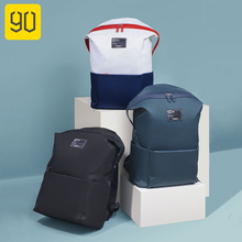 купить 90FUN Lecture 13.3inch Laptop Backpack 75D Nylon Waterproof Leisure Shoulder School Bag for Outdoor Travel backpack mochila по цене 1606.14 рублей