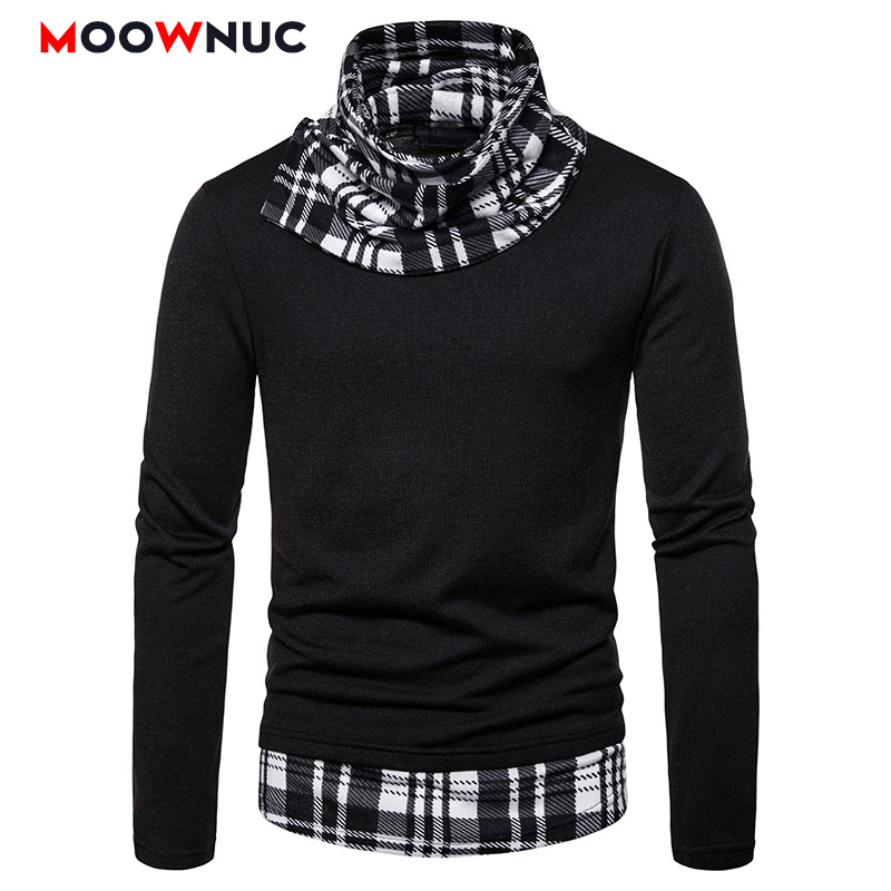 New Homme Fashion Men's Clothes Pullover Sweaters Spring Smart Casual Male Sweaters...