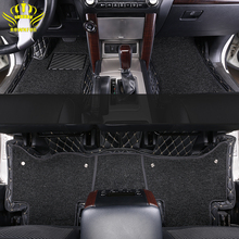 Car-Floor-Mats Carpet-Cover I3 Special-Leather M3 for Bmw X3x4/X5x1/X6/.. Auto-Foot-Pads