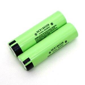 Image 5 - Baterie litowe ładowalne NCR18650B, 100% nowy, oryginalny, 3.7v, 3400mah, 18650
