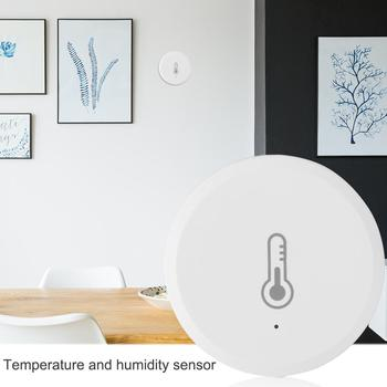 Tuya Temperature and Humidity Sensor Alarm System Devices for Amazon Alexa Google Assistant etc Android 4.4 Above - discount item  45% OFF Building Automation
