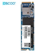 Oscoo M 2 ssd 256gb M2 SSD 500gb PCIe NVME 120GB 1TB dysk półprzewodnikowy 2280 wewnętrzny dysk twardy hdd do laptopa Desktop MSI Asrock tanie tanio Pci express CN (pochodzenie) SM2263XT R 1500MB S W 800MB S(Just for Reference) Pci-e Pulpit M 2 PCIe NVME SSD Rohs 3Years