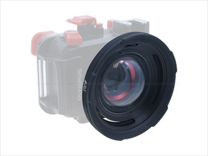 Image 4 - AOI UAL 05 0.75X M52 Underwater Wide Angle Air Lens