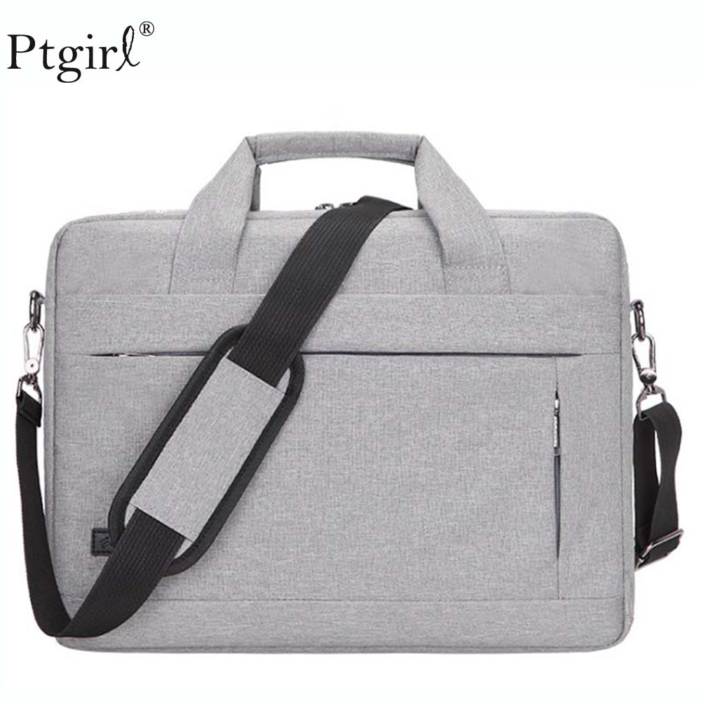 Laptop Handbag Notebook Travel Briefcase Women Fashion Bussiness 15inch Large-Capacity title=