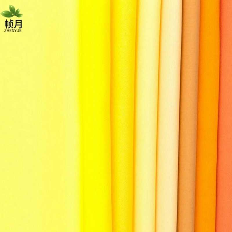 無地 40 ピース/ロット、 ColorfulThin 無地綿生地パッチワーク DIY キルティング & 縫製、ファットクォーターバンドルティッシュテラ Materi