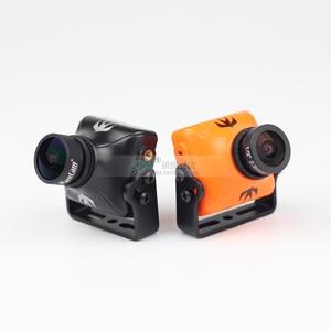 Image 2 - 高品質 RunCam スウィフト 2 FPV 600TVL カメラ 2.3 ミリメートル/2.1 ミリメートルレンズ osd IR ブロック pal RC Quadcopter Multicopter